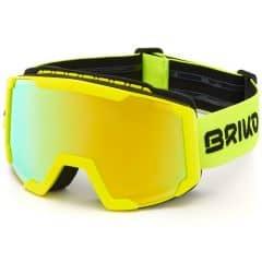 Ochelari ski BRIKO Lava FIS Lime YM2