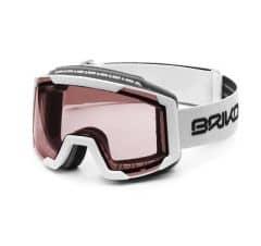 Ochelari ski BRIKO Lava Alb