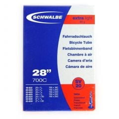 Camera SCHWALBE SV20 EXTRA LIGHT 28'' (18/25-622/630) EK 50mm