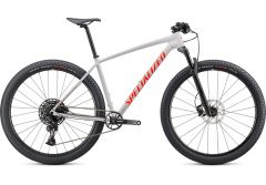 Bicicleta SPECIALIZED Chisel Comp 29'' - Gloss Dove Grey/Rocket Red/Crimson S