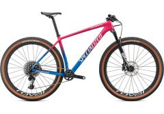 Bicicleta SPECIALIZED Epic Hardtail Pro 29'' - Gloss Vivid Pink/Pro Blue/Metallic White Silver XL