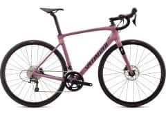 Bicicleta SPECIALIZED Roubaix Satin - Gloss Dusty Lilac/Summer Blue-Hyper/Black 58