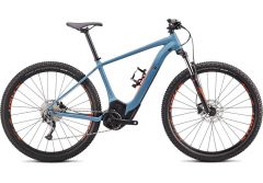 Bicicleta SPECIALIZED Turbo Levo Hardtail - Storm Grey/Rocket Red M