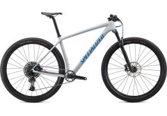 Bicicleta SPECIALIZED Epic Hardtail Comp 29'' - Gloss Dove Grey Blue Ghost Pearl/Pro Blue M