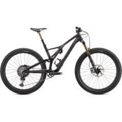 Bicicleta SPECIALIZED S-Works Stumpjumper 29'' - Gloss Carbon/Black Chrome M