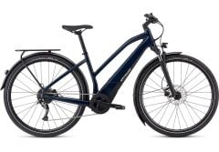 Bicicleta SPECIALIZED Turbo Vado 3.0 Step-Through - Gloss Cast Blue/Black/Liquid Silver L