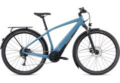Bicicleta SPECIALIZED Turbo Vado 3.0 - Storm Grey/Black/Liquid Silver S