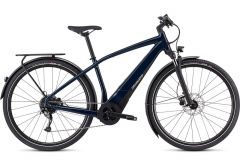 Bicicleta SPECIALIZED Turbo Vado 3.0 - Cast Blue/Black/Liquid Silver M