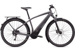 Bicicleta SPECIALIZED Turbo Vado 3.0 - Charcoal/Black/Liquid Silver XL