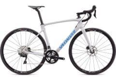 Bicicleta SPECIALIZED Roubaix Sport - Gloss Dove Gray/Pro Blue 49