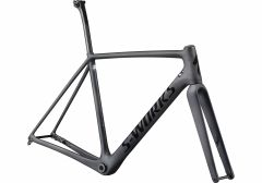 Cadru SPECIALIZED S-Works Crux - Satin Carbon/Tarmac Black/Clean 58