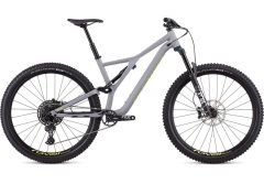 Bicicleta SPECIALIZED Stumpjumper Comp Alloy 29'' - Satin Cool Grey/Team Yellow M