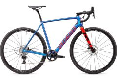 Bicicleta SPECIALIZED Crux Elite - Gloss Chameleon/Rocket Red/Black 56