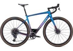 Bicicleta SPECIALIZED S-Works Diverge - SRAM eTap AXS - Gloss Chameleon-Sunset Chameleon Fade/Holographic Black Clean 52