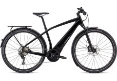 Bicicleta SPECIALIZED Turbo Vado 5.0 - Black/Black/Liquid Silver M