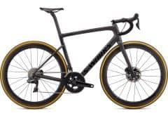 Bicicleta SPECIALIZED S-Works Tarmac Disc - Dura Ace DI2 - Satin Carbon/Tarmac Black/Clean 58