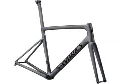 Cadru SPECIALIZED S-Works Tarmac Disc - Satin Carbon/Tarmac Black/Clean 61