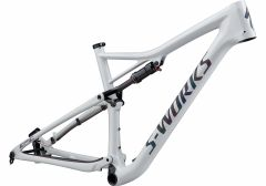 Cadru SPECIALIZED S-Works Epic - Gloss White Prismaflair/Black Holographic Reflective M