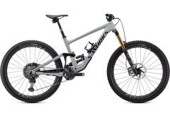 Bicicleta SPECIALIZED S-Works Enduro 29'' - Gloss Dove Grey/Gloss Black/Rocket Red S4