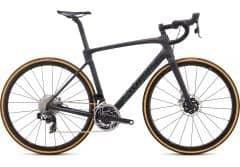 Bicicleta SPECIALIZED S-Works Roubaix - SRAM Red eTap AXS - Satin Carbon-Tarmac Black Black Crystal Black Reflective 54