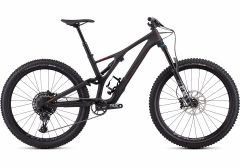 Bicicleta SPECIALIZED Stumpjumper Comp Carbon 27.5'' - Satin Carbon/Rocket Red XL