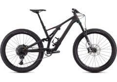 Bicicleta SPECIALIZED Stumpjumper Comp Carbon 27.5'' - Satin Carbon/Rocket Red M