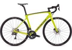 Bicicleta SPECIALIZED Roubaix Comp - SHIMANO Ultegra DI2 - Gloss Hyper/Charcoal 44