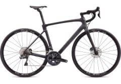 Bicicleta SPECIALIZED Roubaix Comp - SHIMANO Ultegra DI2 - Satin Carbon/Black 44