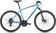 Bicicleta SPECIALIZED Crosstrail - Hydraulic Disc - Gloss Nice Blue/Black/Black Reflective L