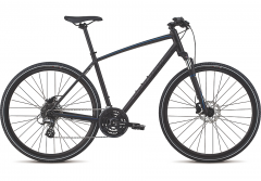 Bicicleta SPECIALIZED Crosstrail - Hydraulic Disc - Satin Black/Chameleon/Nearly Black Reflective XL