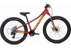 Bicicleta SPECIALIZED Riprock 24 - Candy Red/Hyper/Black 11