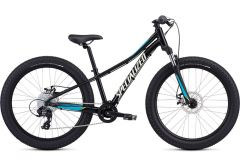 Bicicleta SPECIALIZED Riprock 24 - Black/Nice Blue/Metallic White Silver 11