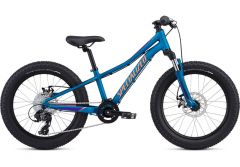 Bicicleta SPECIALIZED Riprock 20 - Marine Blue/Plum Purple/Acid Lava 9