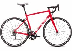 Bicicleta SPECIALIZED Allez Gloss - FLo Red/White Clean 44