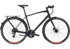 Bicicleta SPECIALIZED Men's Sirrus EQ - Black Top LTD - Satin Cast Black/Rocket Red XL