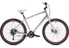 Bicicleta SPECIALIZED Roll Elite LTD II - Gloss Chrome/Red L