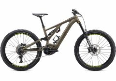 Bicicleta SPECIALIZED Kenevo Comp - Gunmetal/Hyper Green S4