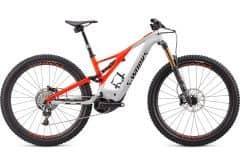 Bicicleta SPECIALIZED S-Works Turbo Levo 29'' - Dove Grey/Rocket Red M