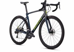 Bicicleta SPECIALIZED Roubaix Expert - Dusty Gloss Dusty Turquoise-Cast Blue/Charcoal/Hyper 58