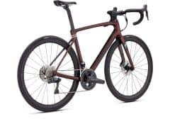 Bicicleta SPECIALIZED Roubaix Expert - Crimson/Cast Berry/Gloss Dove Grey 52