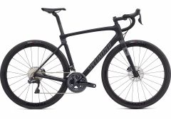 Bicicleta SPECIALIZED Roubaix Expert - Satin Black/Charcoal 44