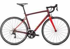 Bicicleta SPECIALIZED Allez Sport - Satin/Gloss Crimson/Rocket Red 58
