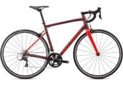 Bicicleta SPECIALIZED Allez Sport - Satin/Gloss Crimson/Rocket Red 44