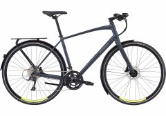 Bicicleta SPECIALIZED Men's Sirrus Sport EQ - Black Top LTD - Satin Cast Battleship/Hyper M