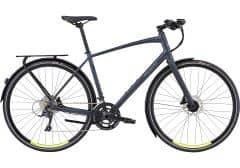 Bicicleta SPECIALIZED Men's Sirrus Sport EQ - Black Top LTD - Satin Cast Battleship/Hyper XXL