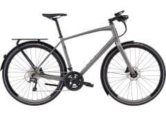 Bicicleta SPECIALIZED Men's Sirrus Elite EQ - Black Top LTD - Satin Sterling Grey/Black M