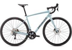 Bicicleta SPECIALIZED Diverge Elite E5 - Gloss Summer Blue/Black Camo 61