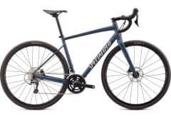Bicicleta SPECIALIZED Diverge Elite E5 - Satin Navy/White Mountains Clean 58