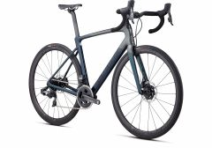 Bicicleta SPECIALIZED Roubaix Pro - SRAM Force eTap AXS - Gloss Teal Tint/Charcoal/Blue 52