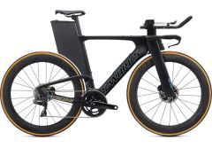Bicicleta SPECIALIZED S-Works Shiv Disc - Satin Carbon/Gloss Holographic Foil M